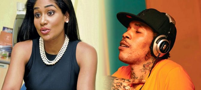 LISA HANNA CALLS FOR BAN ON VYBZ KARTEL'S MUSIC