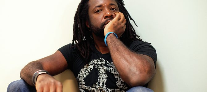 Hollywood courts Marlon James