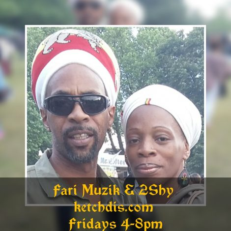 """Fari Ras, aka Fari Muzik & DJ 2Shy """"The Dynamic Duo"""""""