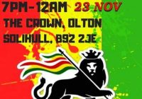 REGGAE SHUT DOWN