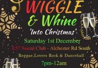 WIGGLE & WHINE