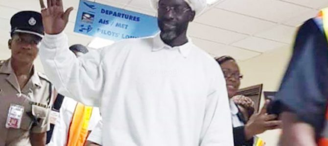 FREE AT LAST! Buju Banton leaves prison