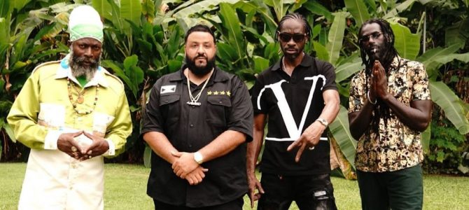 DJ Khaled's 'dancehall royalty' track is a sure hit – Music insiders